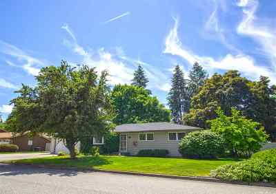 Spokane Valley WA Single Family Home Ctg-Inspection: $320,000