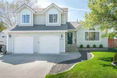 Spokane Valley Single Family Home Ctg-Inspection: 3712 S Reeves Rd