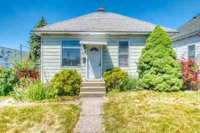 Spokane Single Family Home New: 617 N Madelia St