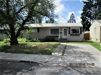 Spokane Single Family Home New: 942 E 37th Ave