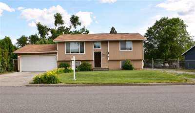 Single Family Home New: 19216 E Valleyway Ave