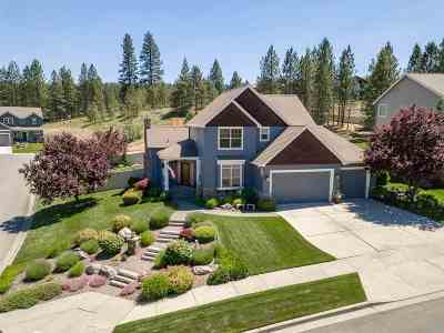 Spokane Valley Single Family Home New: 5303 S Bates Rd