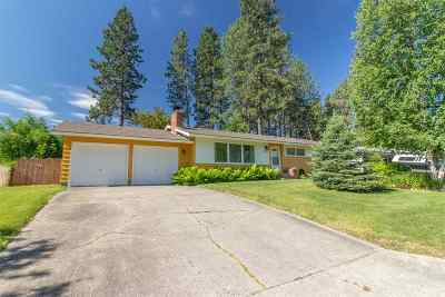 Spokane Valley Single Family Home New: 13016 E Semro Ave