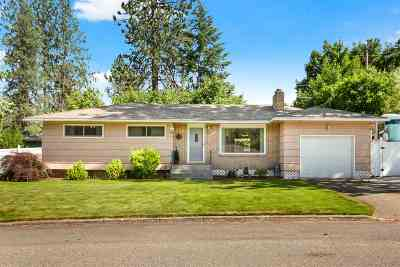 Spokane Single Family Home New: 7410 N Fox Point Dr
