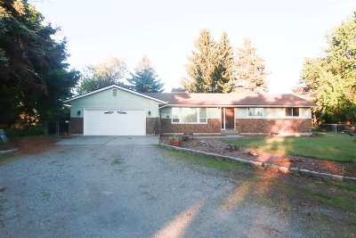 Otis Orchards WA Single Family Home New: $385,000