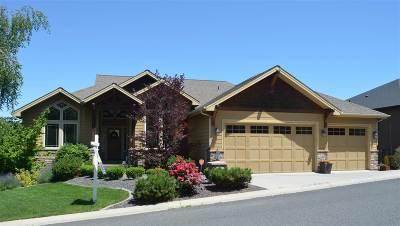 Spokane Single Family Home New: 5115 S Jordan Ln