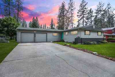 Spokane Valley Single Family Home New: 13016 E Blossey Ave