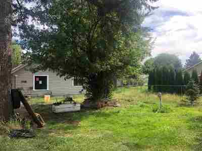 Spokane Valley Single Family Home Ctg-Other: 13722 E Valleyway Ave