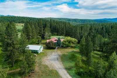 Single Family Home New: 6271 Miller Mountain Rd