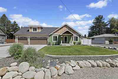 Spokane Valley WA Single Family Home Active/No Show: $425,000