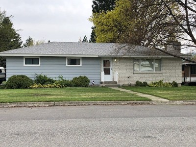 Spokane Valley WA Single Family Home New: $274,500