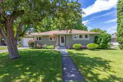 Spokane Single Family Home New: 3507 N Edgerton Rd