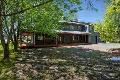 Spokane County Single Family Home For Sale: 4901 S Conklin Rd