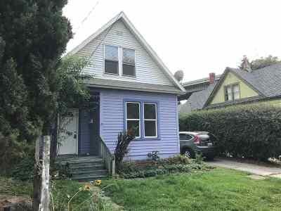 Spokane Single Family Home New: 1417 W Main Ave
