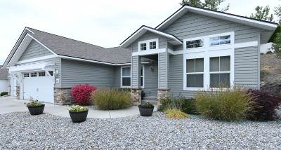 Spokane Valley Single Family Home Chg Price: 12421 E Aunnic Ln