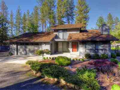 Nine Mile Falls Single Family Home For Sale: 8906 N Aubrey L White Pkwy