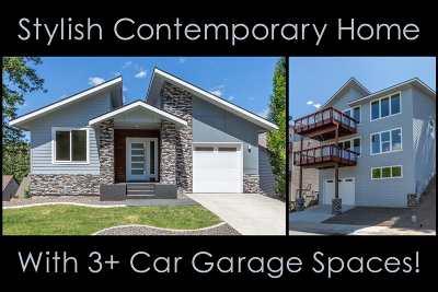 Spokane Single Family Home New: 720 W Bolan Ave