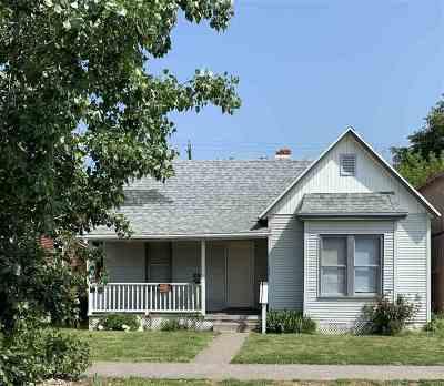 spokane Single Family Home New: 1826 W Gardner Ave