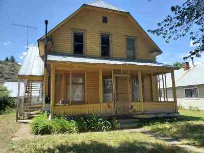 Single Family Home For Sale: 313 S Glover St