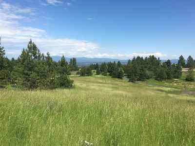 spokane Residential Lots & Land New: 3710 W Crandall Ln