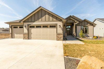 spokane Single Family Home New: 5718x W Regina Ln