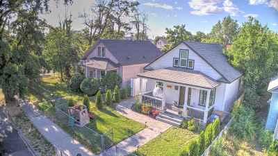 spokane Single Family Home New: 1705 E Pacific Ave