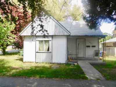 Spokane WA Single Family Home New: $118,000