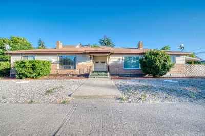 spokane Multi Family Home New: 805/807 W Maxwell Ave