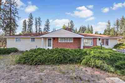 spokane Single Family Home New: 723 E Hastings Rd