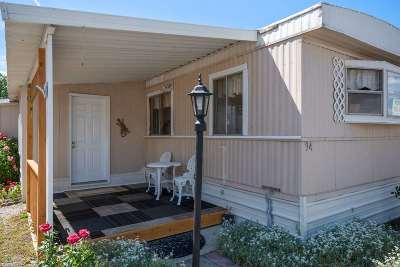Spokane Valley Mobile Home New: 6300 E 2nd Ave #94