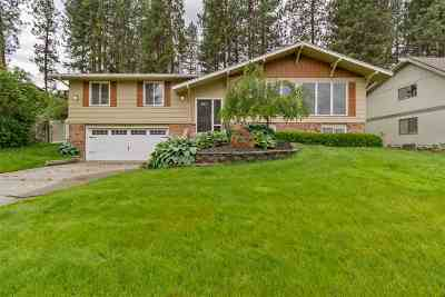 spokane Single Family Home New: 3426 S Sundown Dr
