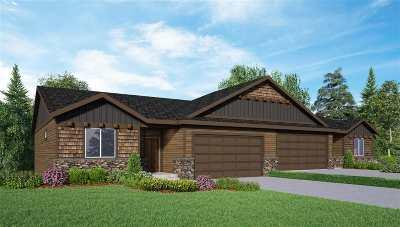 Spokane Valley Single Family Home New: 8924 E Woodside Ln