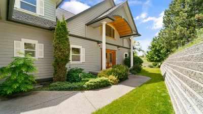 spokane Single Family Home New: 4015 E Jamieson Rd