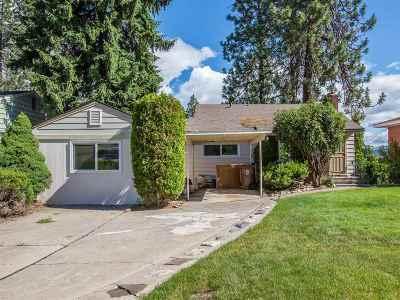 spokane Single Family Home New: 3333 E 16th Ave