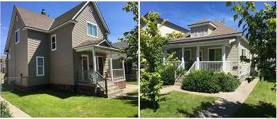 spokane Multi Family Home New: 2402-2406 W Bridge Ave