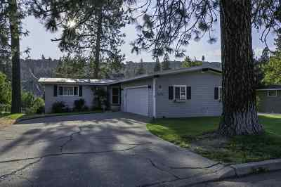 spokane Single Family Home New: 7625 N Laurelhurst Dr