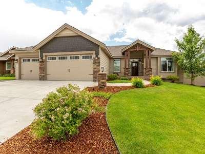 spokane Single Family Home New: 5213 W Oxford Ave