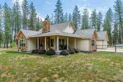 Tumtum Single Family Home New: 5571 Corkscrew Canyon Rd