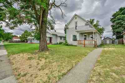 spokane Single Family Home New: 211 E Baldwin Ave