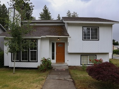spokane Single Family Home New: 3604 E 35th Ave
