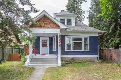 spokane Single Family Home New: 3105 N Lincoln St