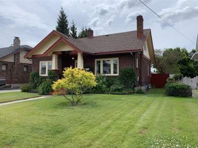 spokane Single Family Home New: 118 E Glass Ave