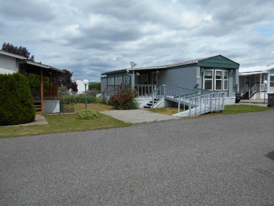 Spokane Valley Mobile Home New: 19029 E Boone Lot 86 Ave