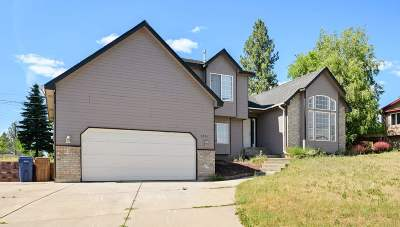 Spokane Single Family Home For Sale: 3024 W 22nd Ave