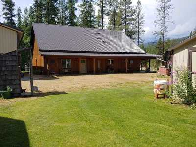 Single Family Home For Sale: 3617 Rockcut Rd