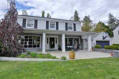 Spokane, Spokane Valley Single Family Home For Sale: 705 E Highland Blvd
