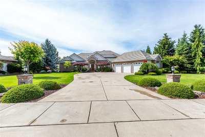 Spokane WA Single Family Home For Sale: $1,215,000