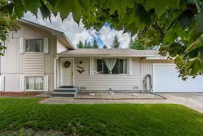 Spokane Single Family Home Chg Price: 3505 S Bowdish Rd