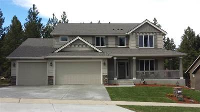 Spokane Valley Single Family Home For Sale: 11410 E Aspen Ln
