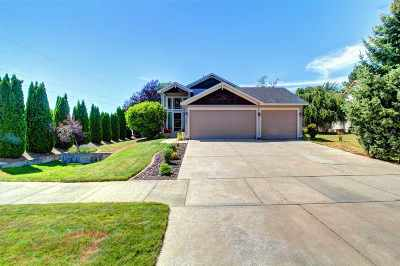 Spokane Valley Single Family Home For Sale: 1128 S Newer Ct